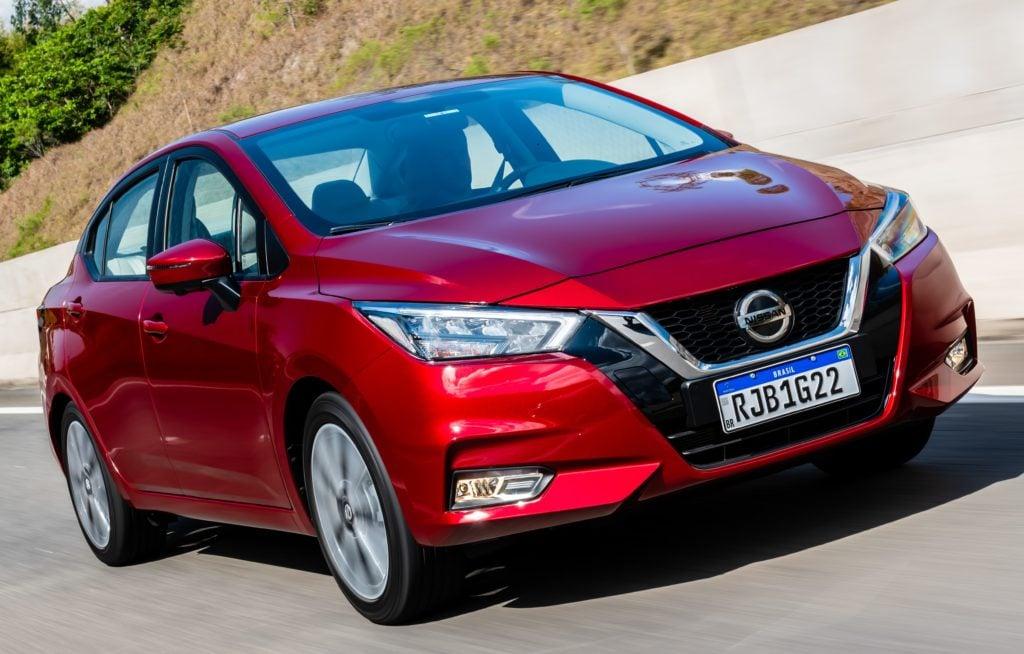 Nissan Versa 2022: além do design e da tecnologia, novo sedan se destaca pela economia