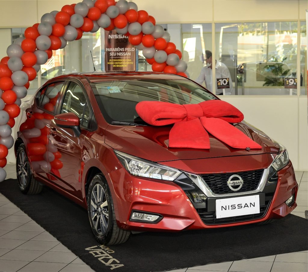 Novo Nissan Versa 2022 chega à Japan Veículos com muita segurança e tecnologia